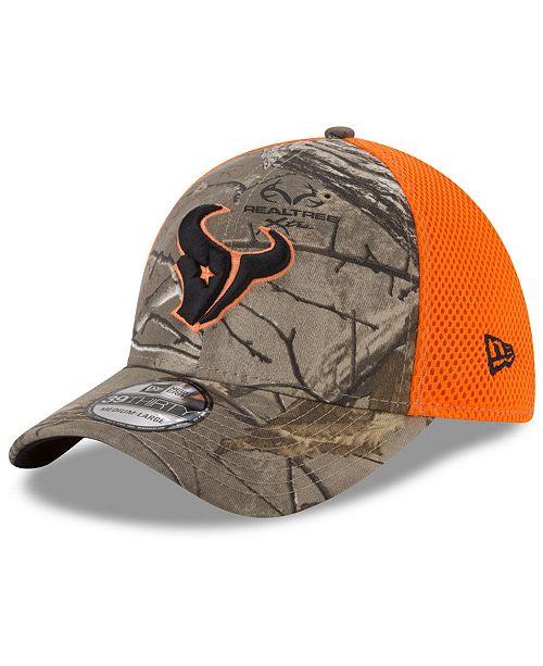 best website 64a6a dd016 ... New Era Houston Texans Realtree Hunter Neo 39THIRTY Cap ...