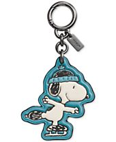 COACH Boxed Snoopy Bag Charm