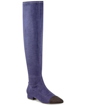ALIE THIGH-HIGH BOOTS WOMEN'S SHOES