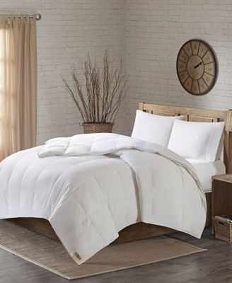 woolrich 300thread count oversized king down comforter