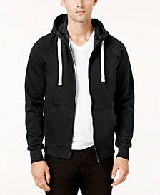 G-Star RAW Men's Zip-Front Hoodie