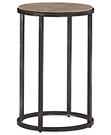 Monterey Round End Table