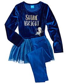 Disney's® Frozen Shine Bright Skirted Tunic & Leggings Set, Toddler Girls