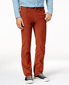 Levi's® 514™ Straight Fit Bedford Corduroy Pants