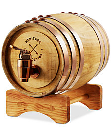 Studio Mercantile Whiskey Barrel Dispenser & Stand, Created for Macy's