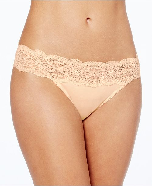 Cosabella Sonia Low-Rise Lace Thong SONIA0321