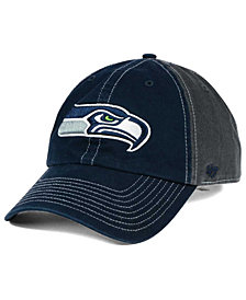 '47 Brand Seattle Seahawks Transistor CLEAN UP Cap