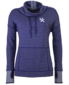 Antigua Women's Kentucky Wildcats Snap Pullover