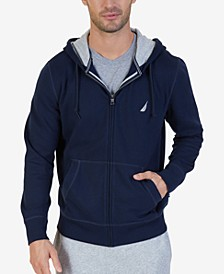 Men's Big & Tall Zip-Up Hoodie