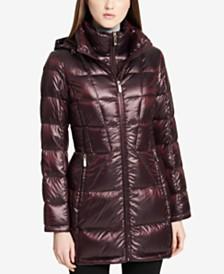 Long Puffer Coats For Women Han Coats