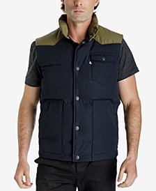 Lucky Brand Men's Colorblocked Vest
