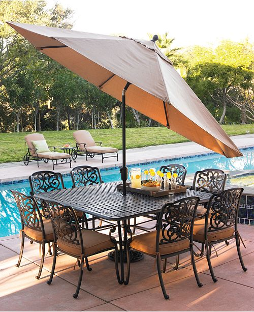 Furniture Montclair Outdoor Patio Dining Sets Pieces