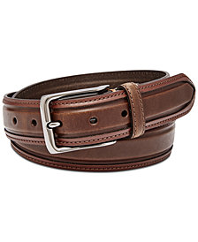 Fossil Men's Wyatt Leather Belt