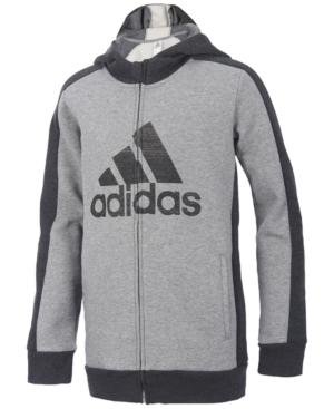 adidas Athletic Full-Zip...