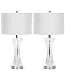 Safavieh Zelda Set of 2 Table Lamps
