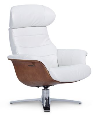 Anniston Leather Swivel Chair Recliner  sc 1 st  Macyu0027s & Accent Chairs and Recliners - Macyu0027s islam-shia.org