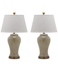Spring Set of 2 Table Lamps