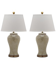 Safavieh Spring Set of 2 Table Lamps