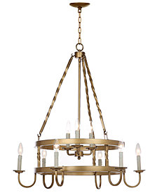 Safavieh Crowley Adjustable Chandelier