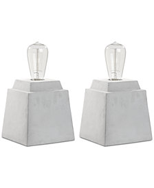 Safavieh Opal Set of 2 Table Lamps