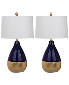 Safavieh Kingship Set of 2 Table Lamps