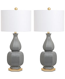 Safavieh Cleo Set of 2 Table Lamps