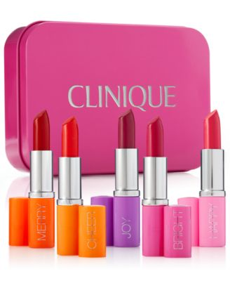 Image of Clinique 5-Pc. Pick Your Party Lipstick Set, Created for Macy's