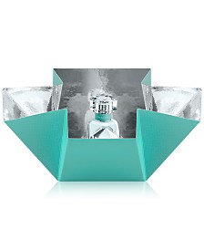 Receive a Complimentary Tiffany Deluxe Mini with any large spray purchase from the Tiffany & Co. fragrance collection