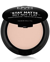 NYX Professional Makeup Stay Matte But Not Flat Powder Foundation