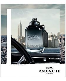 COACH FOR MEN Eau de Toilette Fragrance Collection