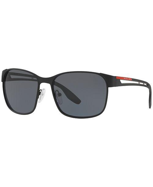Prada Linea Rossa Sunglasses, PS 52TS