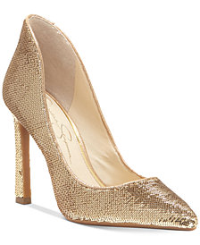 Jessica Simpson Parma Sequin Pumps