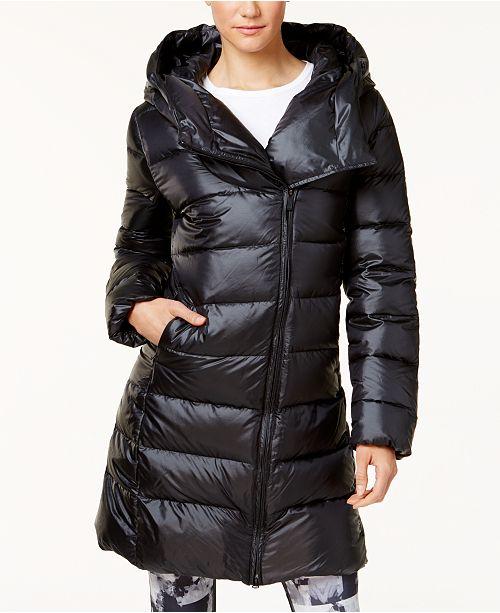 bf8fd36303 Nike Sportswear Puffer Coat   Reviews - Coats - Women - Macy s