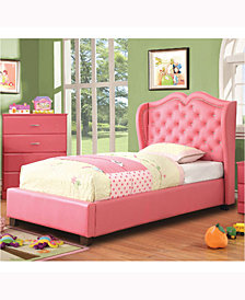 Rennea Kid's Bed Collection, Quick Ship