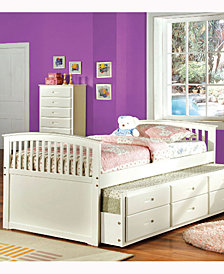 Farell Kid's Bed Collection, Quick Ship