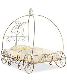 Kenan Kid's Full Bed, Quick Ship