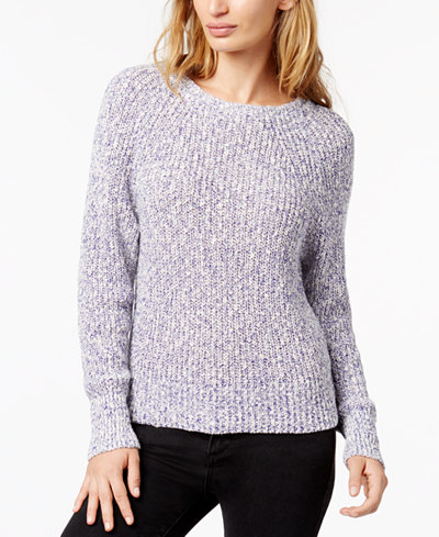 Free People Electric City Pullover Sweater - Sweaters - Women - Macy's