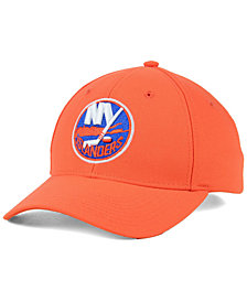 adidas New York Islanders Core Basic Adjustable Snapback Cap