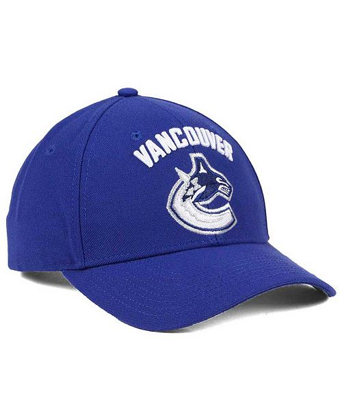 adidas Vancouver Canucks Core Basic Adjustable Snapback Cap - Sports ... 740b0e300940