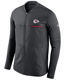 Nike Men's Kansas City Chiefs Shield Hybrid Jacket
