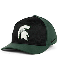 Nike Michigan State Spartans Just Do It Swooshflex Cap