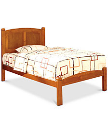 Azlee Kid's Twin Bed, Quick Ship