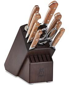 Zwilling J.A Henckels 7-Pc. Pro Holm Oak Knife  Set