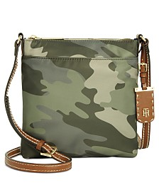 Tommy Hilfiger Julia Camo Crossbody