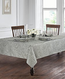Waterford Esmerelda Platinum Table Linens Collection