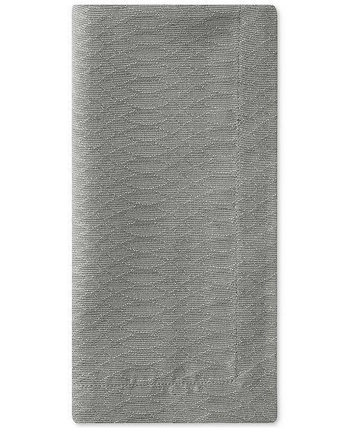 Waterford Essentials Cordelia Gray 2-Pc. 21'' x 21'' Napkin Set