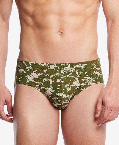 2(x)ist Men's Graphic Bikini Briefs