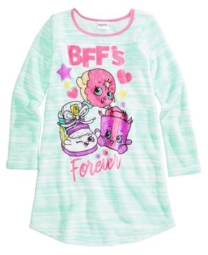 Shopkins Bffs Forever Nightgown Little Girls (46X)  Big Girls (716)