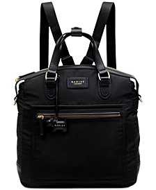 Spring Park Domed Backpack