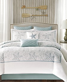 Maya Bay 4-Pc. Full Comforter Set